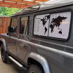 Jeep-med-kort