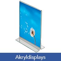 Akryldisplays Signtec
